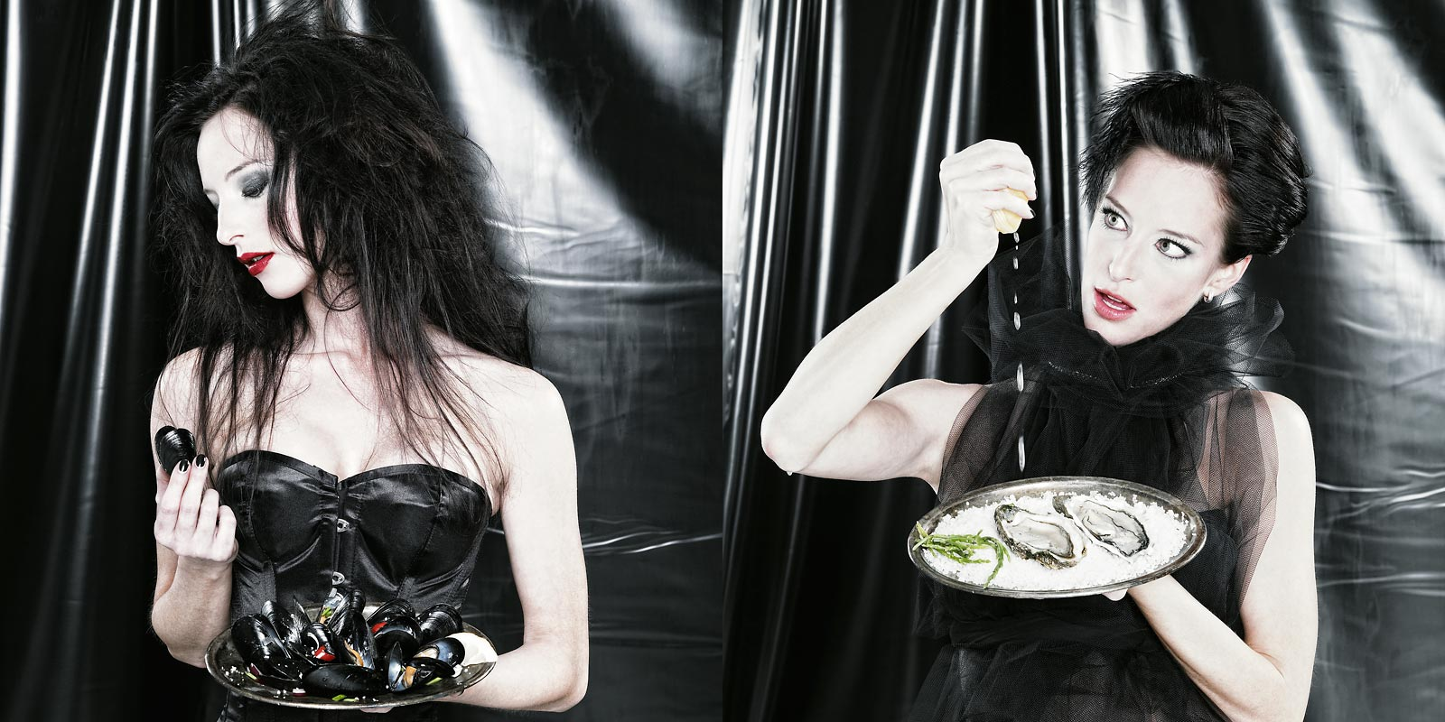 Don´t Play with Food - Black