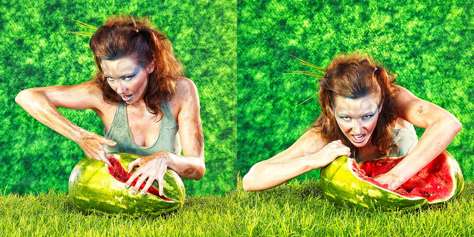 Don´t Play with Food - Green