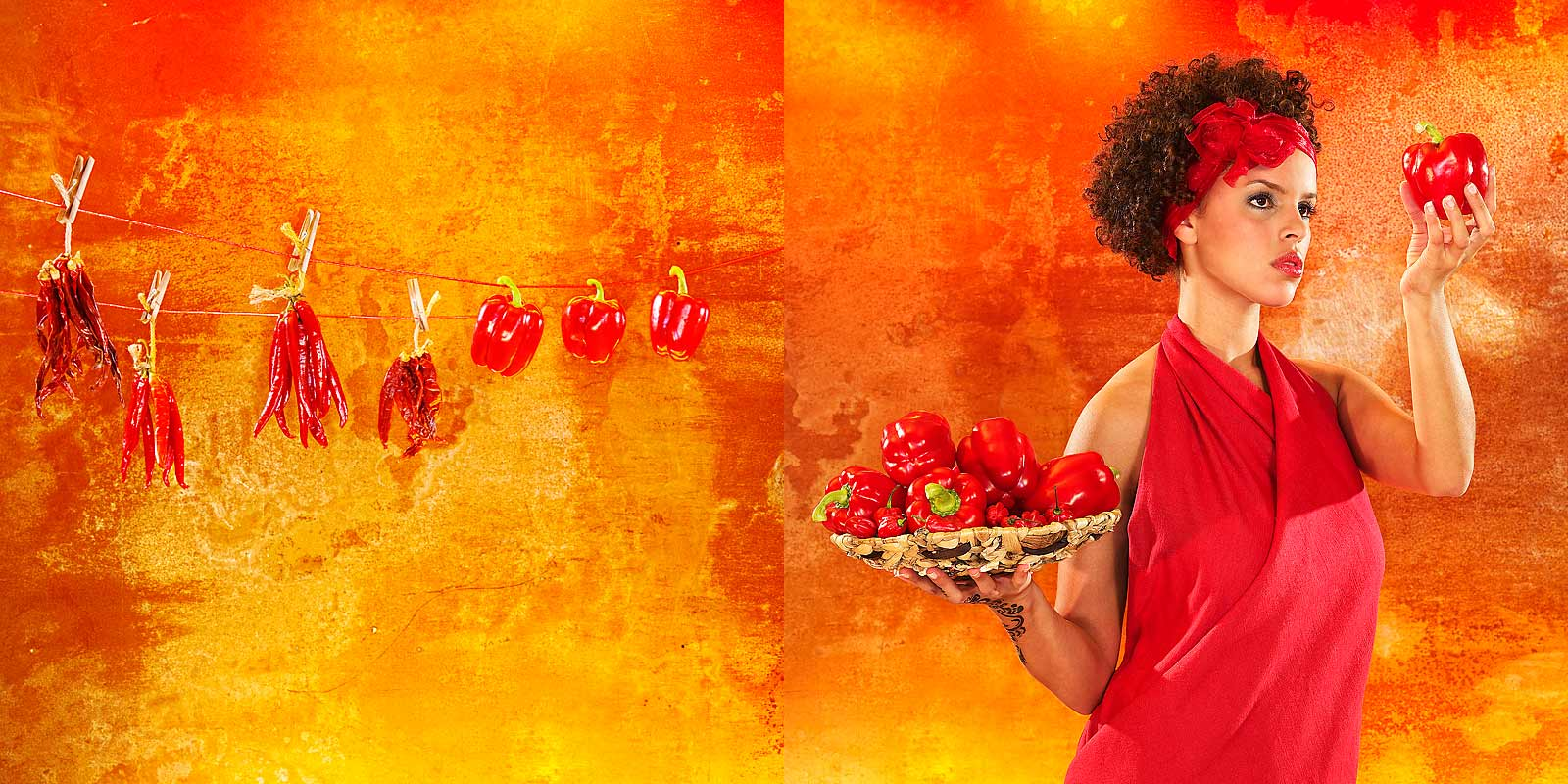 Don´t Play with Food - Red